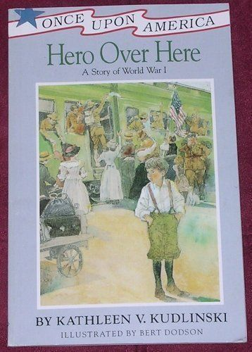 Hero Over Here: A Story of World War I by Kathleen V. Kudlinski http://www.amazon.com/dp/188784001X/ref=cm_sw_r_pi_dp_Hbbpub1PXEEAA