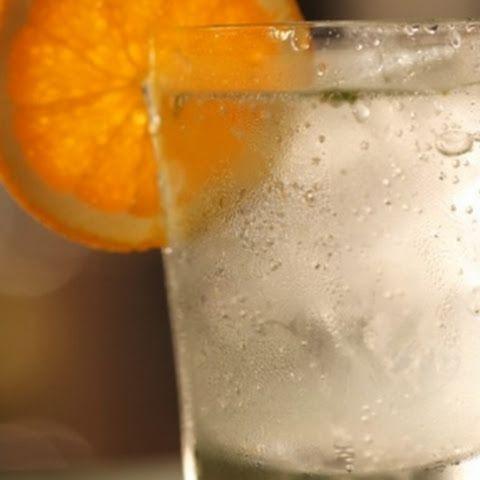 Ouzo Lemon Spritzer