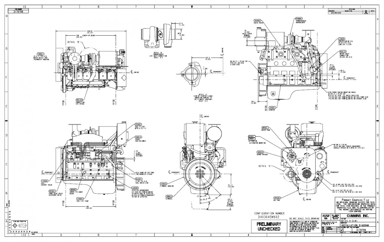 Isx Cummins Engine Diagram Indonesia Isx Cummins Engine