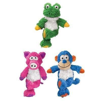 Kong Cross Knots SmallMedium | Kong dog toys, Strong