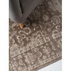 Photo of benuta Teppich Velvet Braun 120×170 cm – Vintage Teppich im Used-Look benuta