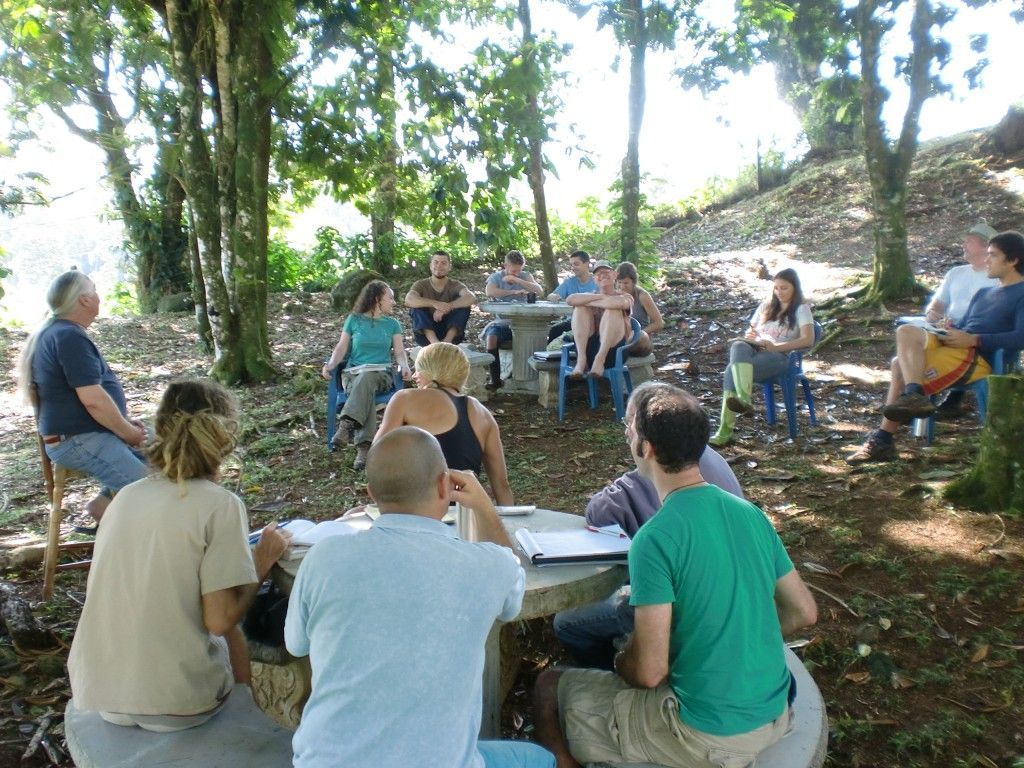 The journey to finca amrta permaculture institute