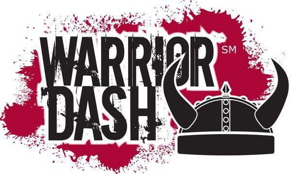 3.31.12 Warrior Dash!  I did it!  Cross this one off the bucket list.
