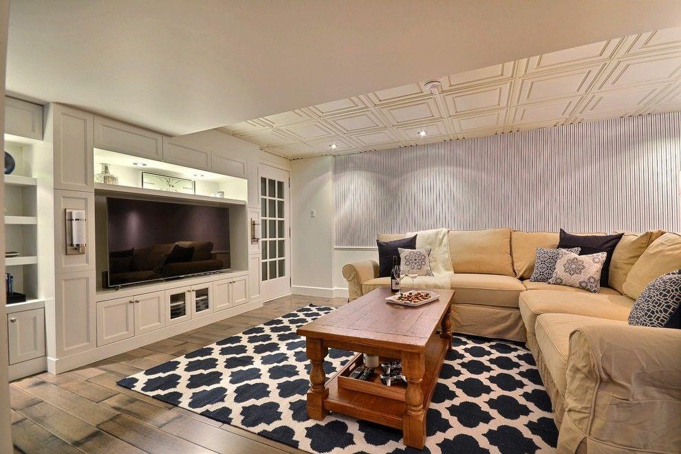 Image By Melyssa Robert Designer  Basement Ideas  Pinterest Awesome Basement Living Rooms Design Inspiration Design