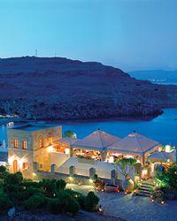 Melenos Lindos Hotel Greece My Wedding Venue