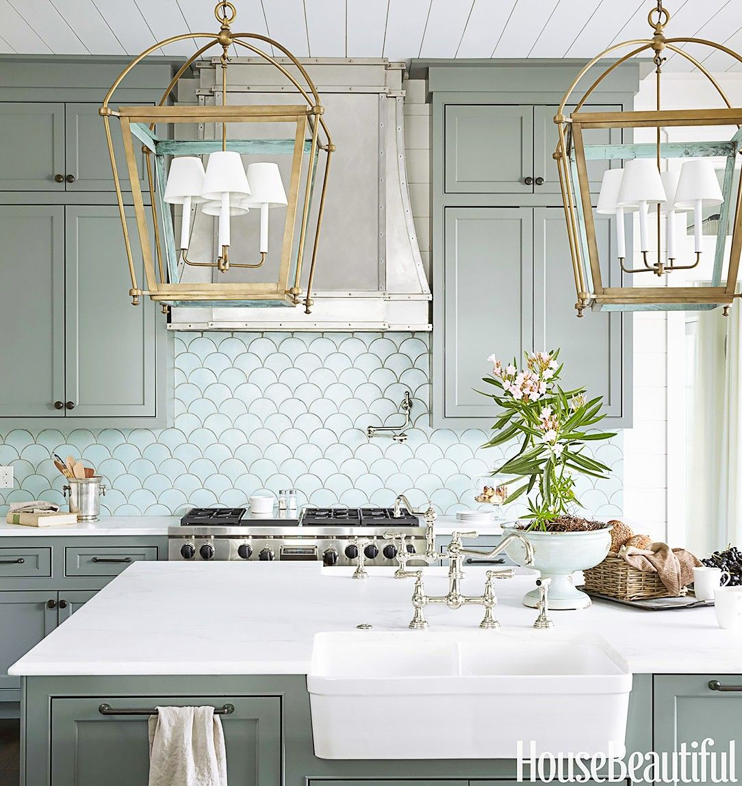 20 Gorgeous Green Kitchen Cabinet Ideas: Don't Decorate Your Home Without These 10 Must-Know Rules