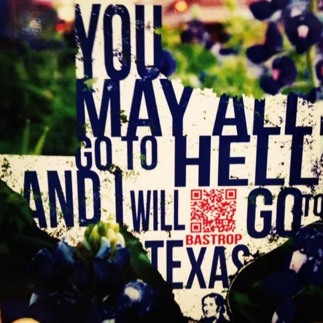 you may all go to hell and i will go to texas | What Makes Up Me |  Pinterest | Texas and Texas pride