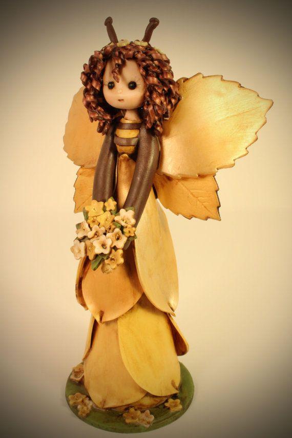 Summer Fairy by fairiesbynuria on Etsy, $39.95