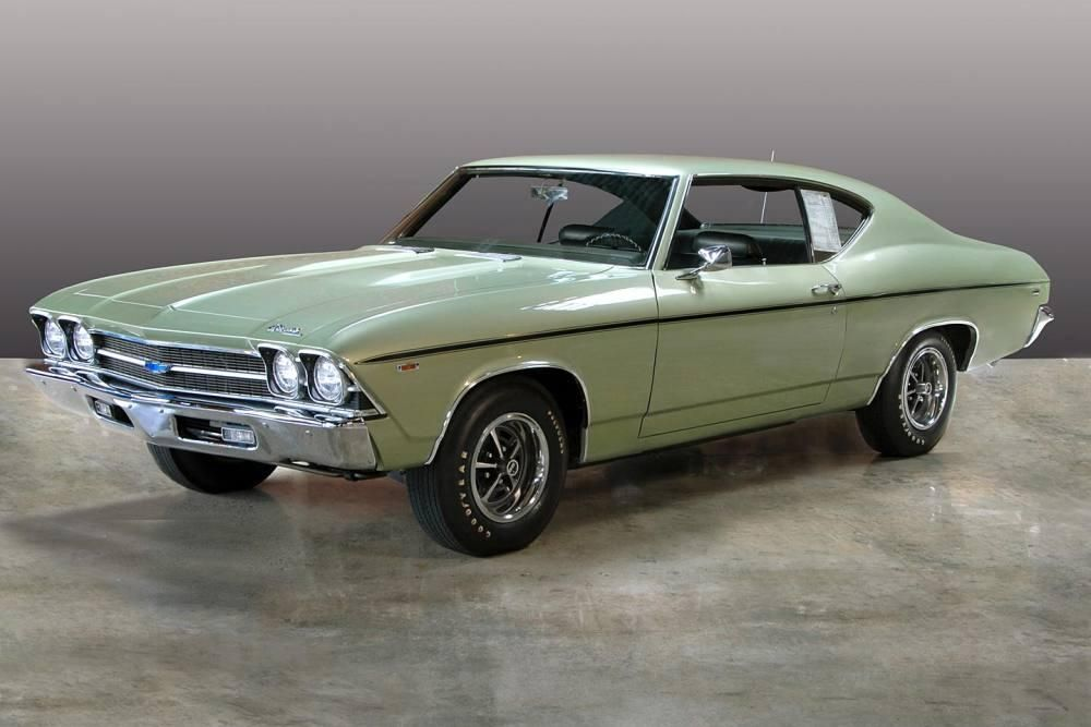 Top Ten GM Option Packages From 1950\'s to 1970\'s   Blog - MCG ...