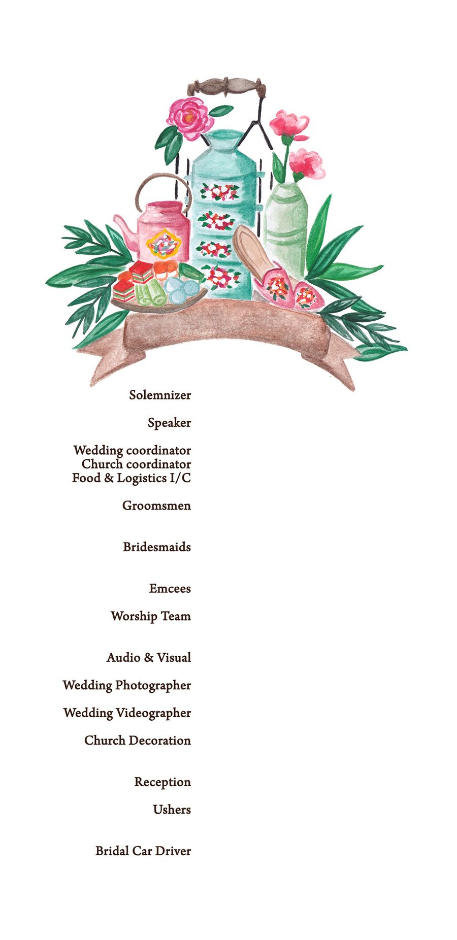 Data Togel Penang : togel, penang, Printable:, Peranakan-Themed, Hand-Drawn, Wedding, Stationery, Sets,, Stationery,, Drawn