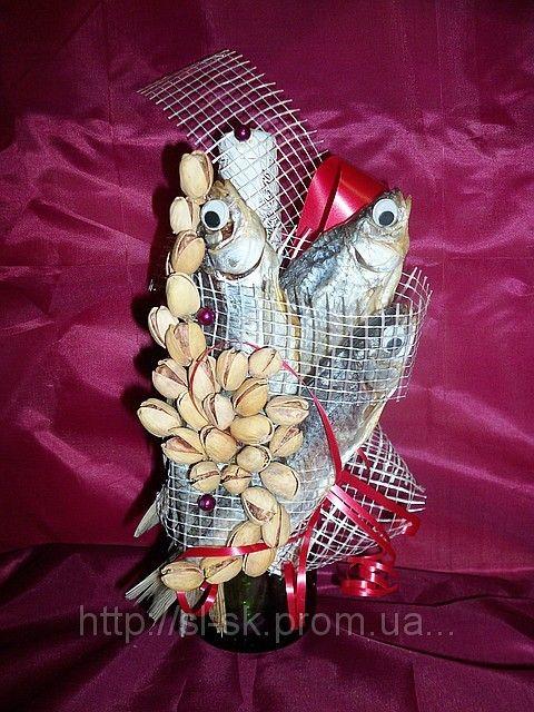 Подарок для мужчин - пивной букет - идея, 9 фото в разделе Еда, Своими руками