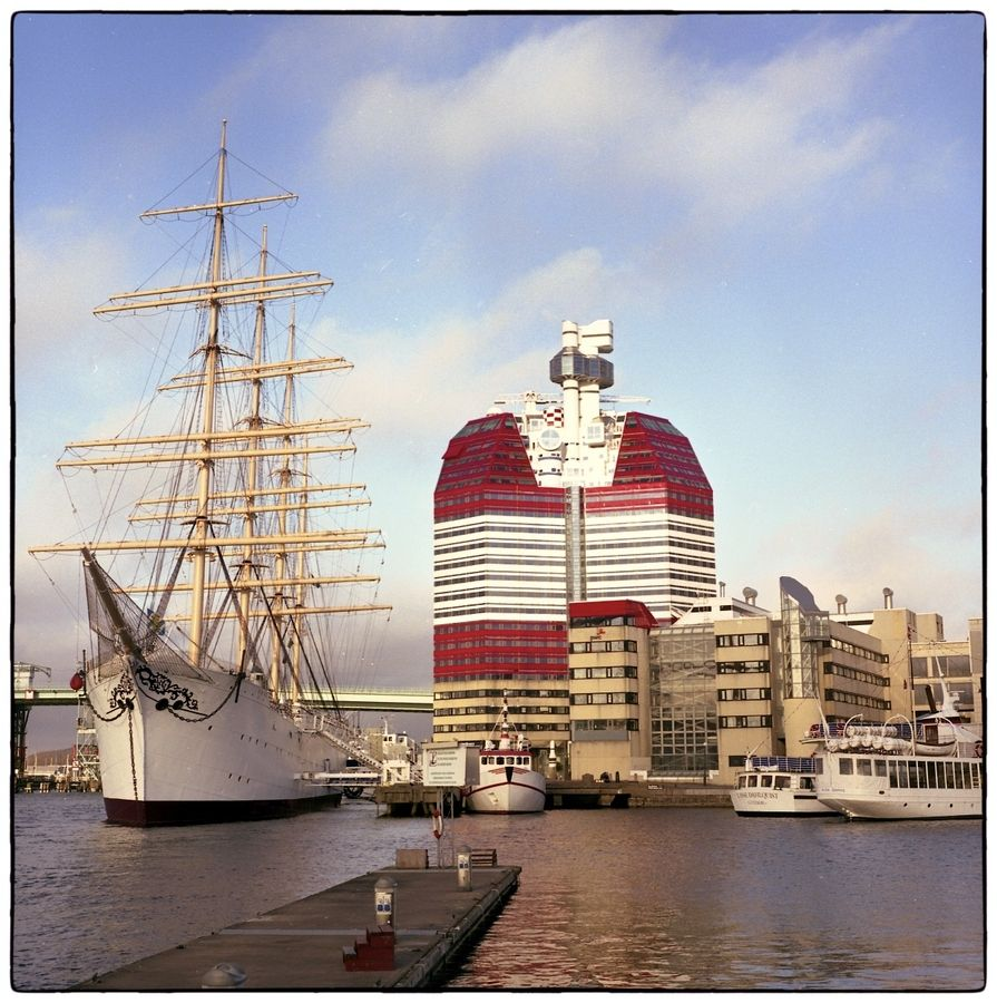 The Lipstick, Göteborg, Sweden by Jean-Marc on 500px