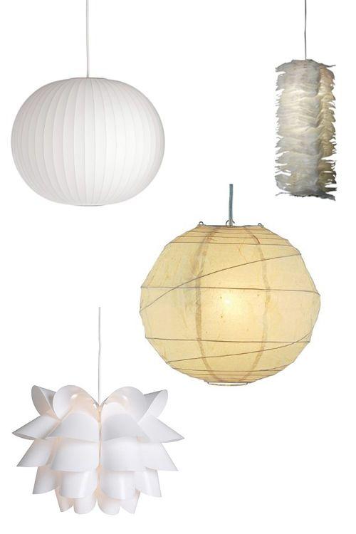 Image Result For Ikea Paper Lights