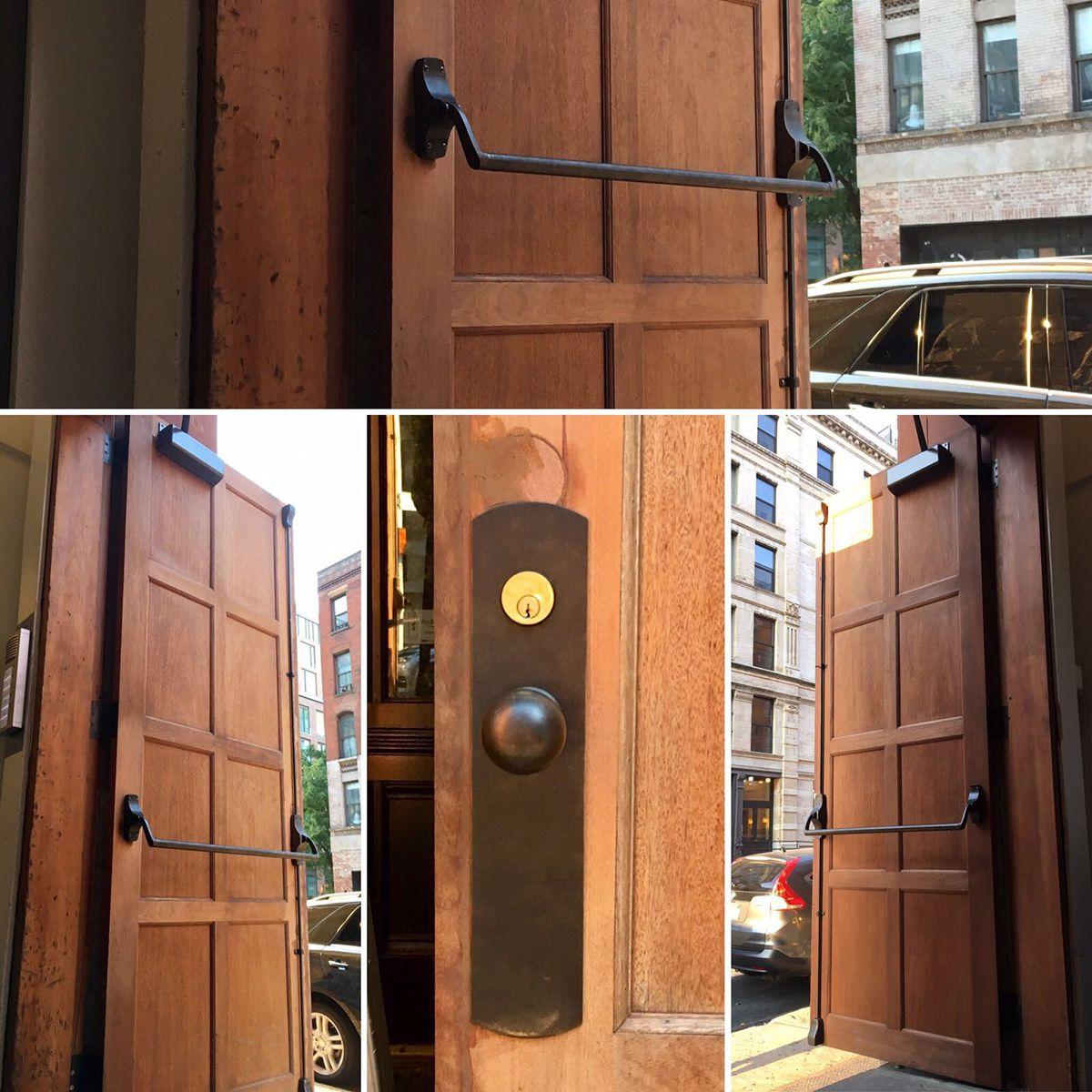 Portfolios With Images Paragon Door Handles Installation