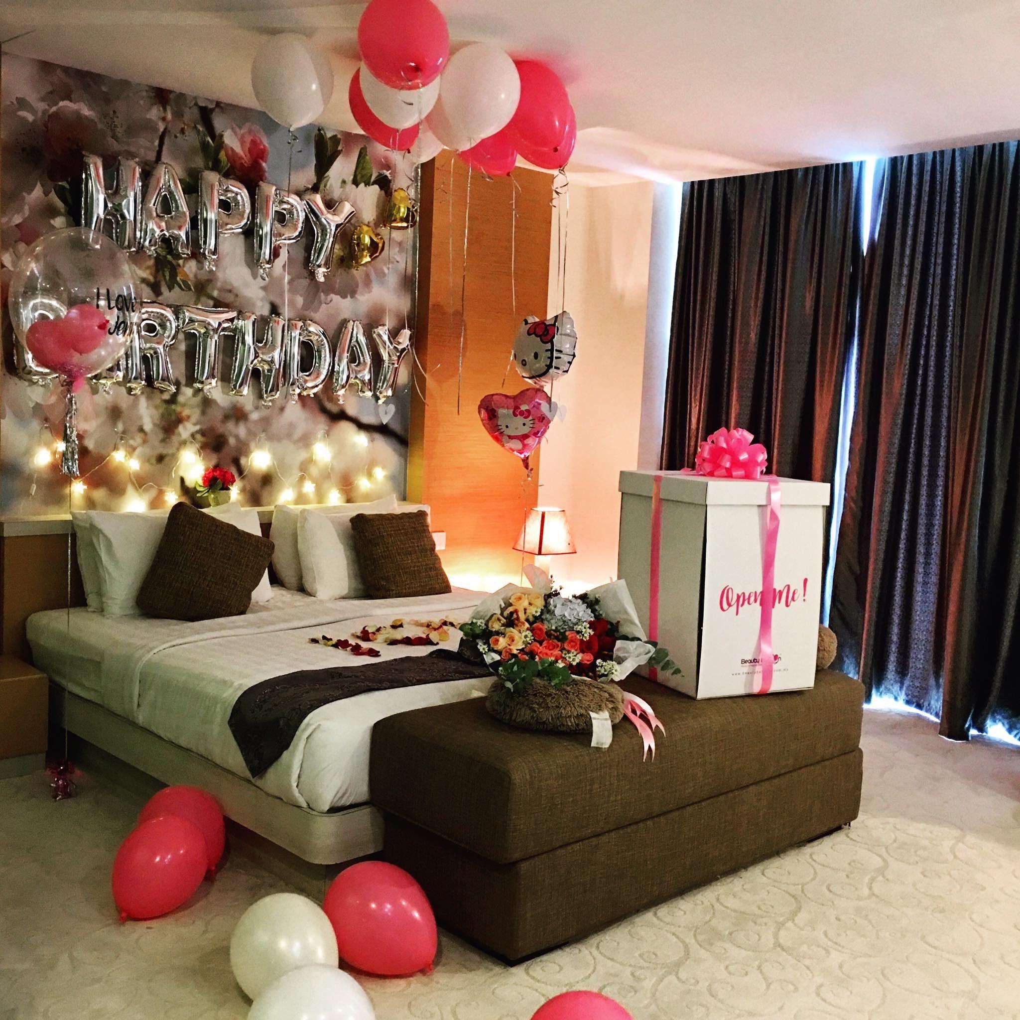 Idea By Huzaifa Mushtaq On Party Ideas Romantic Birthday Best