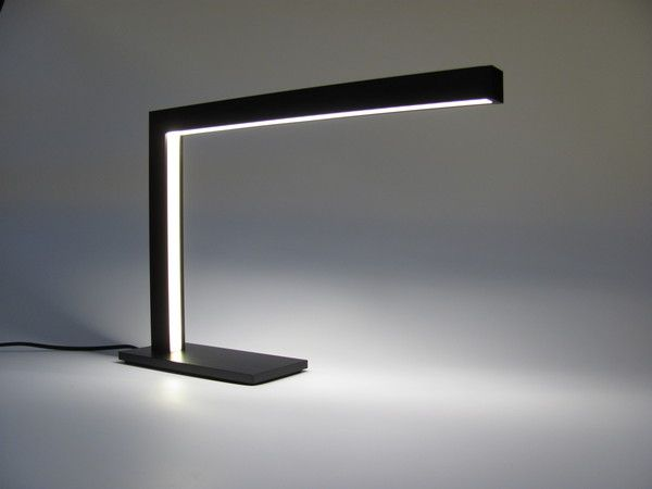 Modern Desk grazer desk lampliely faulkner, via behance | tupalina's cool