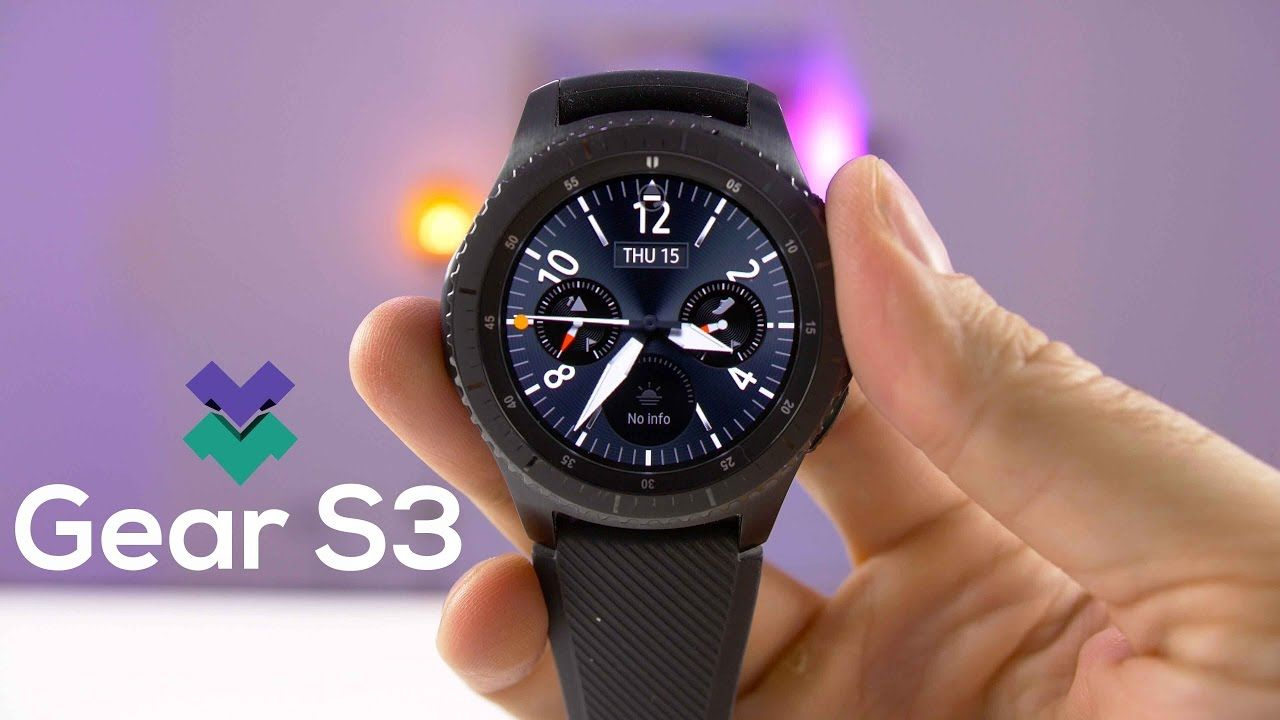 Samsung Gear S3 Review The Best Smartwatch for Android