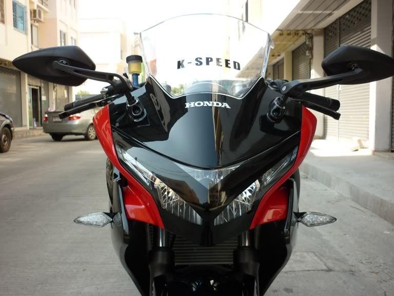 modified cbr250r