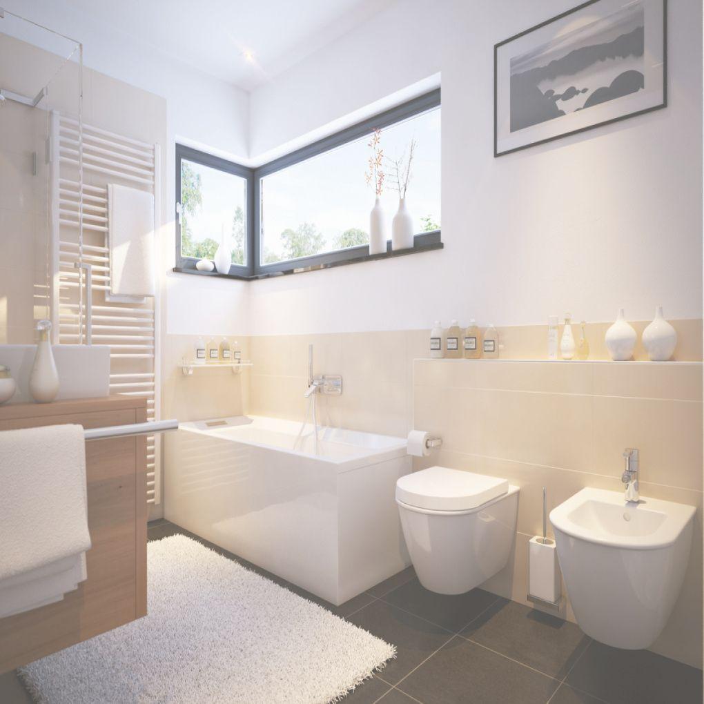 Fantastisch Badezimmer Klein Modern