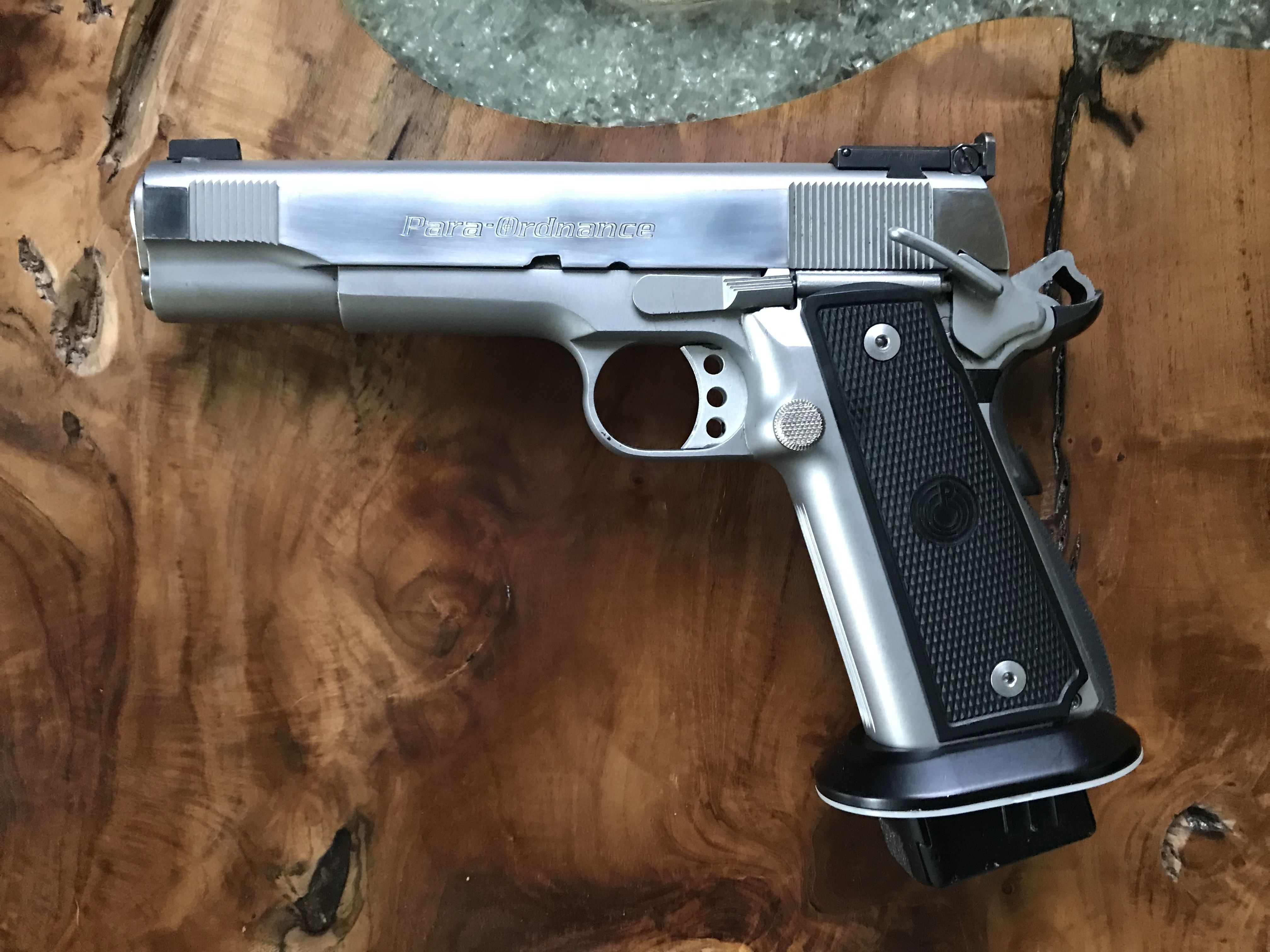 Para Ordnance P14-45 limited high capacity 1911 with