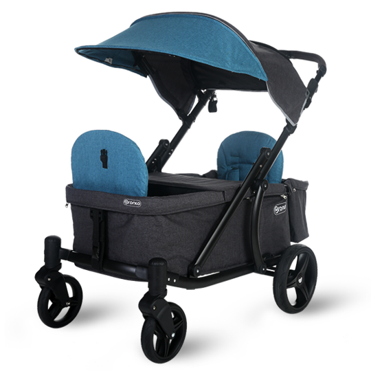 Pronto One Strollerwagon - Pronto USA | Baby strollers ...