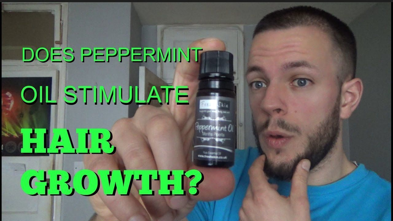 Perfect Is Peppermint Essential Oil Good For Hair Loss And