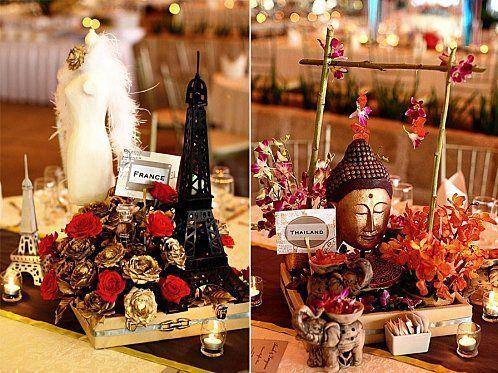 Centre De Table Centre Table Decoration Mariage