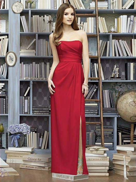 Lela Rose Bridesmaid Style LR221 - Blush   The Dessy Group