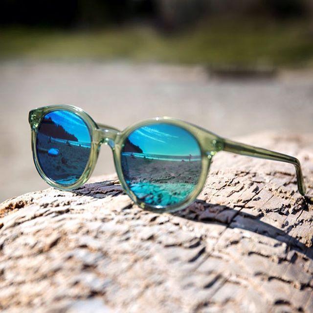 307b77251 gray 80 tint, green mirro #ZenniOptical #Zenni #Sunglasses #4414024  #GreenMirror