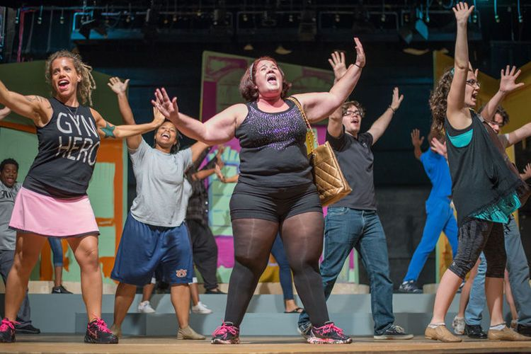 Hairspray Draws Largest Crowd Ever For Auditions Large Crowd Hairspray Crowd