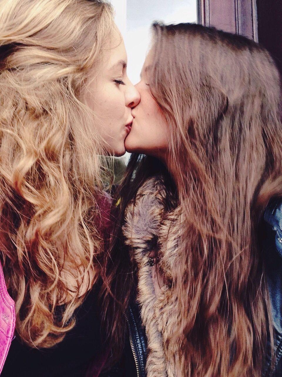 Young Blonde Teen Lesbian