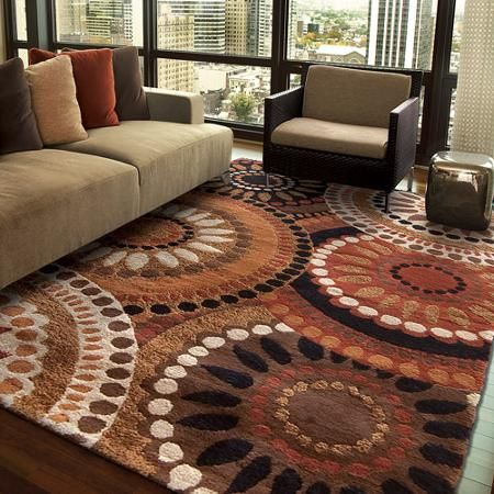 Merrifield Area Rug Multi Color