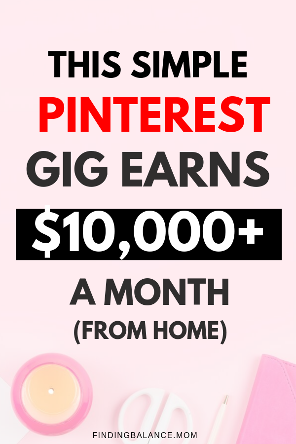 How to Become a Pinterest VA and make $75/hour - F