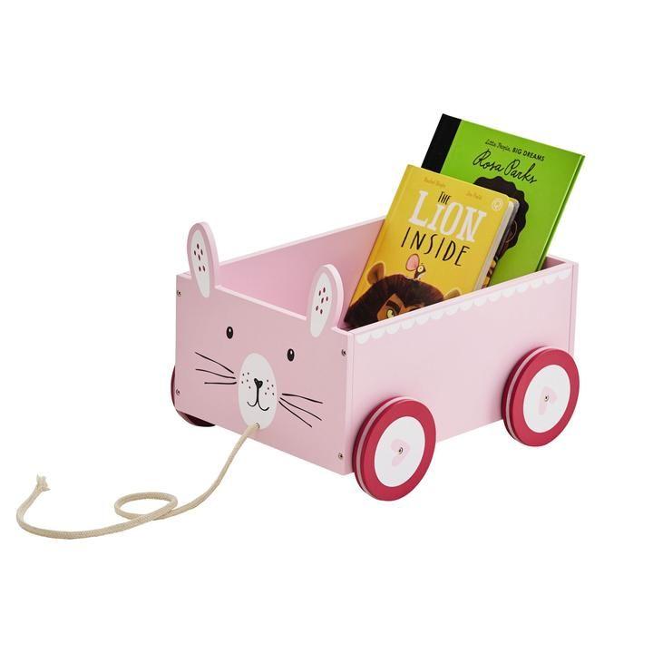 Book Storage Cart Miss Bunny Eg Storage Cart Book Storage
