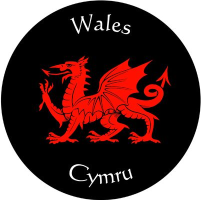 Welsh Dragon Wales Uk Wales Rugby Welsh Dragon