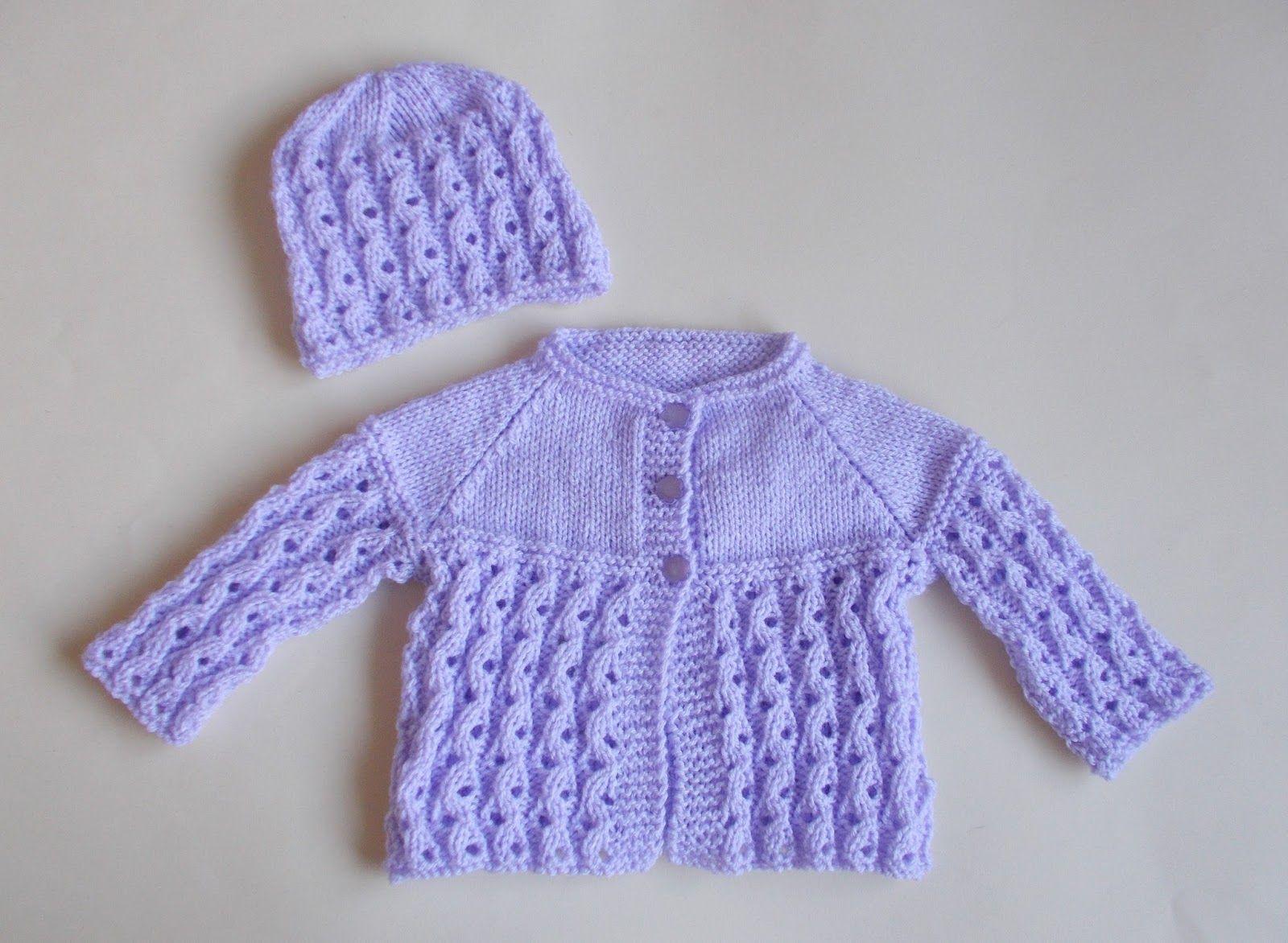 marianna\'s lazy daisy days: Lilac Blossom Baby Set | Bebek Örgüleri ...