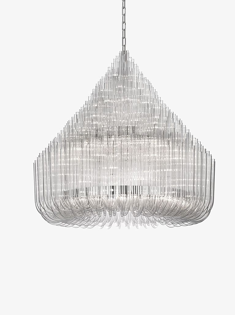 Lasvit is a leading designer and manufacturer of custom contemporary light fittings feature architectural glass
