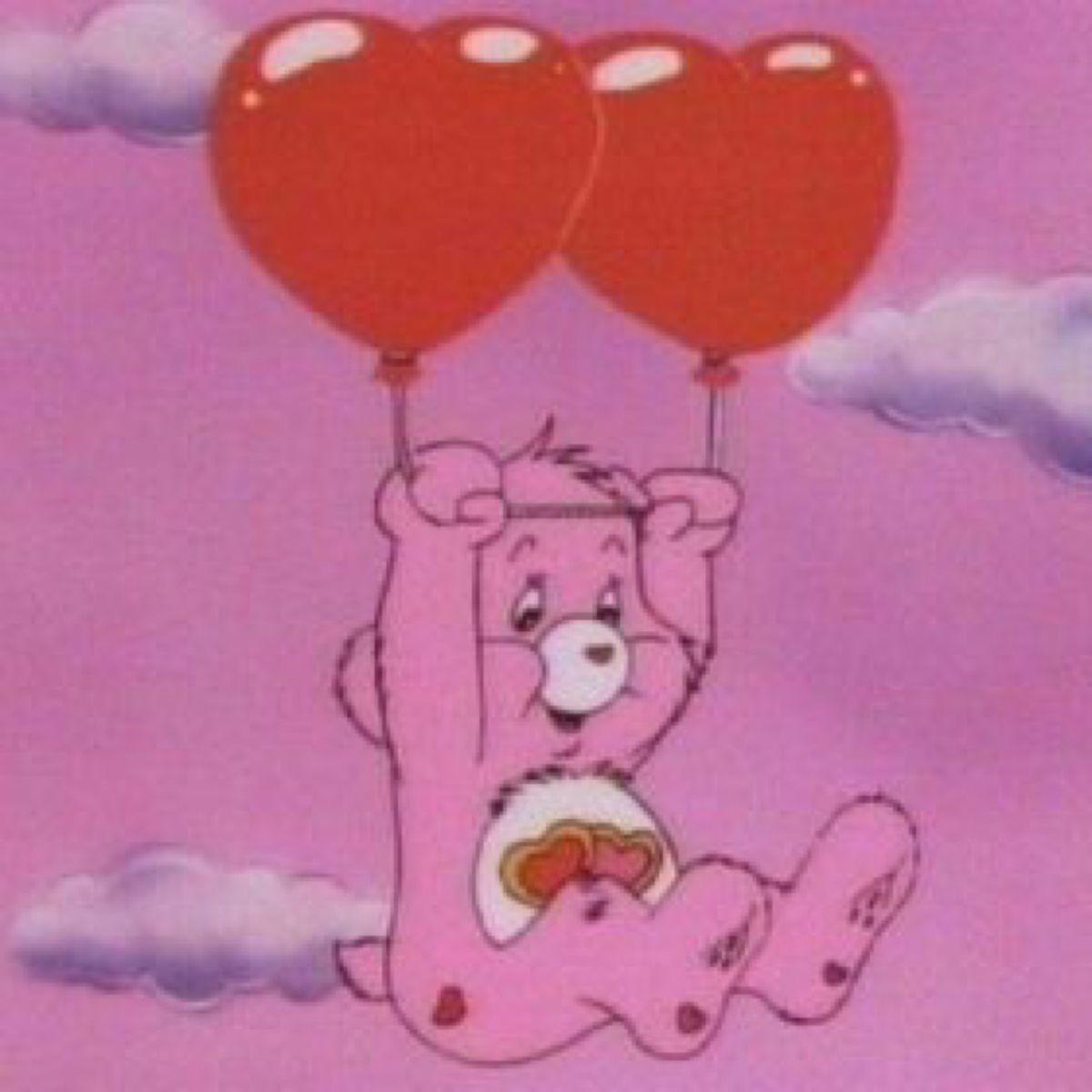 Care Bears 💗 Love-a-Lot Bear