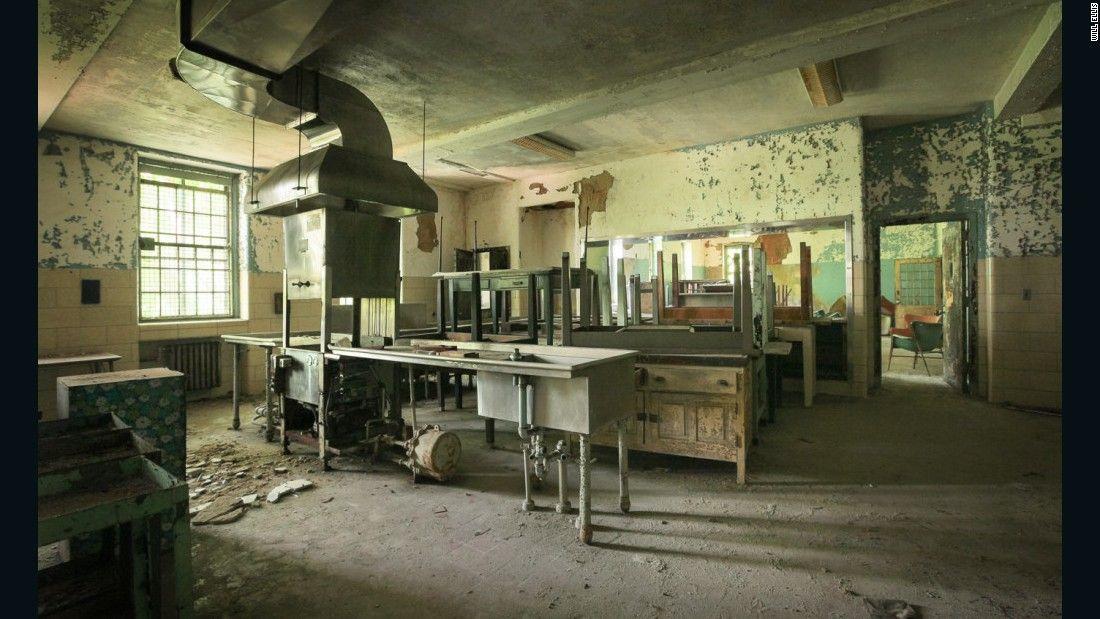 The Strange Allure Of Abandoned Decrepit Spaces