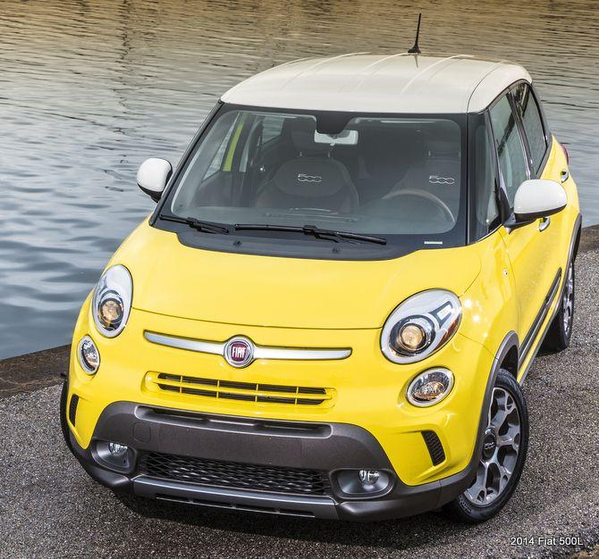 2014 FIAT 500E Review
