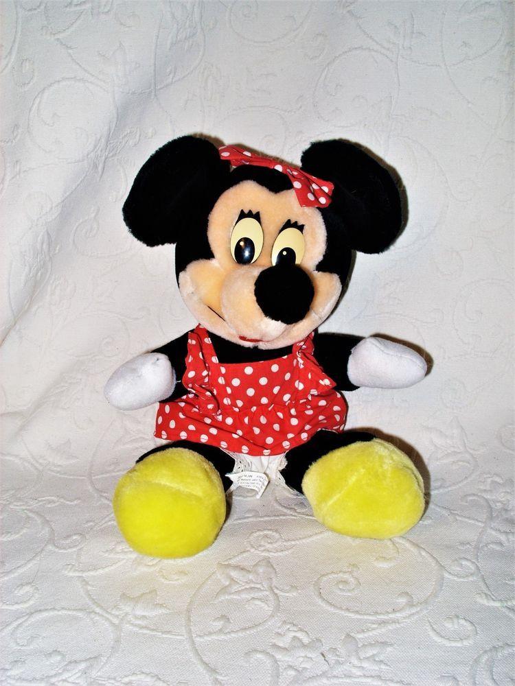 56f7779a39e Disneyland Canasa Trading Corp. Minnie Mouse 8