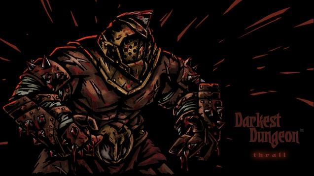 Steam Workshop Marvin Seo S Thrall Class Mod Darkest Dungeon Dungeon Weird Creatures