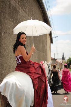 Emmanuelle et Thierry: valse viennoise -Idées de mariage, Portraits de mariés -Mariage.com