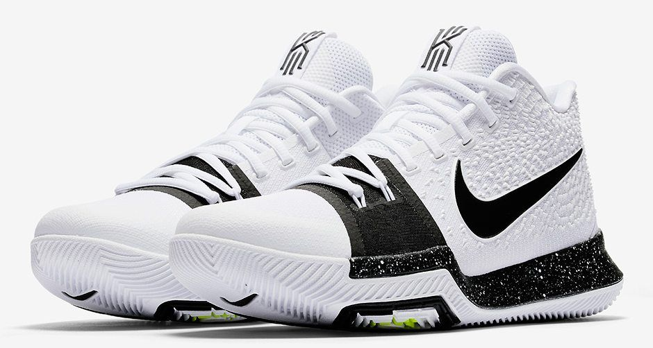 "b6382361b4e Nike Kyrie 3 ""Cookies and Cream"""