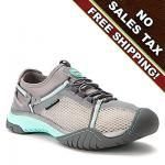 Jambu Bianca Trail Shoe Grey Silver