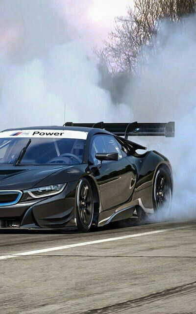 Modified Bmw I8 Gt3 I Like It Cars Pinterest Bmw I8 Bmw