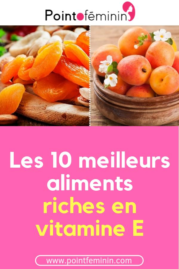 more photos purchase cheap picked up Les 10 meilleurs aliments riches en vitamine E #santé ...
