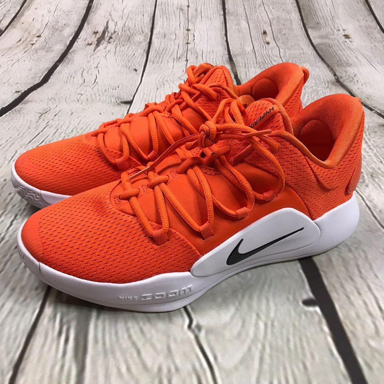 Nike Hyperdunk X Low Sz 10 Orange on