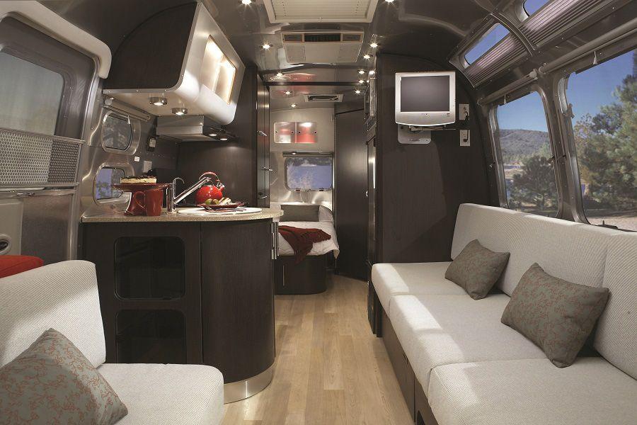 Airstream International Signature Luxury And Airstream