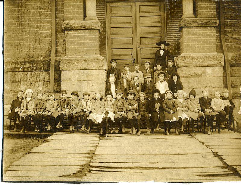 Butcher School, Fairmont, WV 2nd Grade (1910-11) | Fairmont west virginia,  Fairmont, West virginia